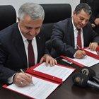 Türkiye-KKTC arasında E-Devlet ve PTT işbirliği protokolleri imzalandı