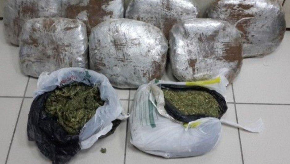 İzmir uyuşturucu operasyon