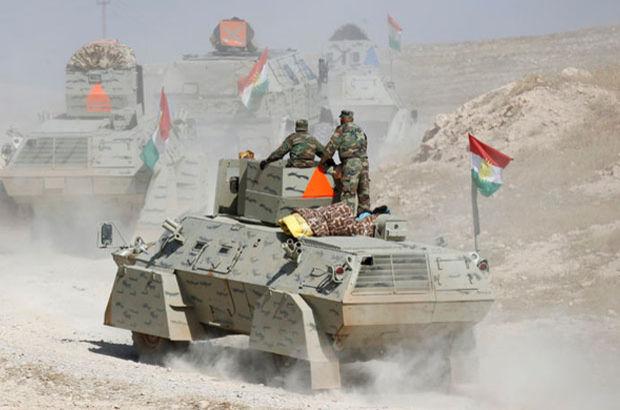 Irak ordusuna bağlı güçler Musul'un güneyinde ilerliyor
