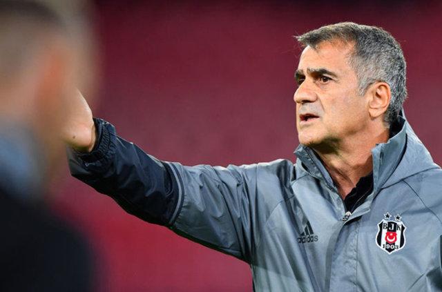Beşiktaş'ın Napoli maçı muhtemel 11'i