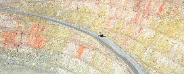 Kışladağ Altın Madeni'nde üretim sürüyor
