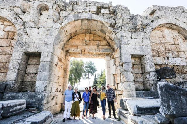 Game Of Thrones'un yıldızı Antalya'da