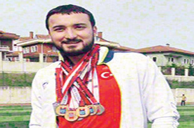 Futbolda kör oldu, vazgeçmedi atletizmde şampiyonluğa imza attı!