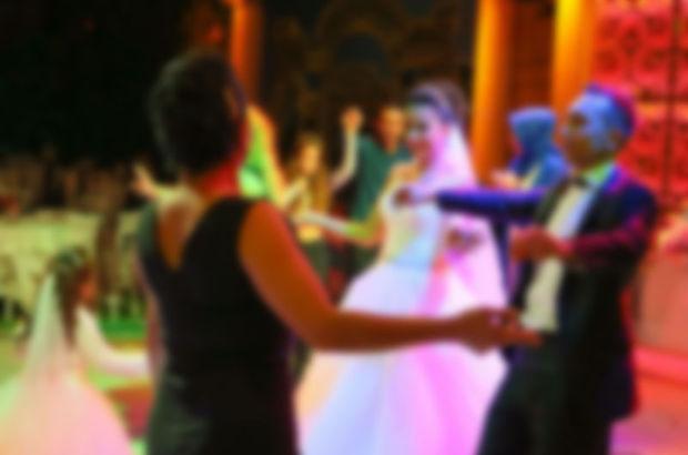 O ilde açık alanlarda düğüne yasak