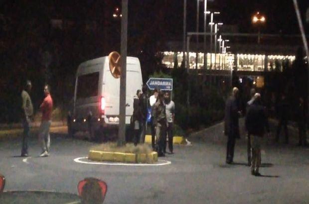 Atatürk Havalimanı'nda kaza!
