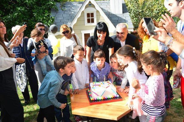 1. yaşa bağışlı kutlama