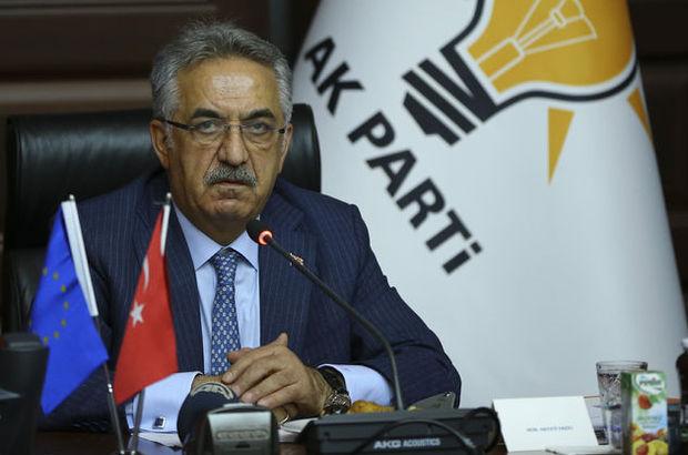 AK Parti'den başkanlık referandumu için tarih!