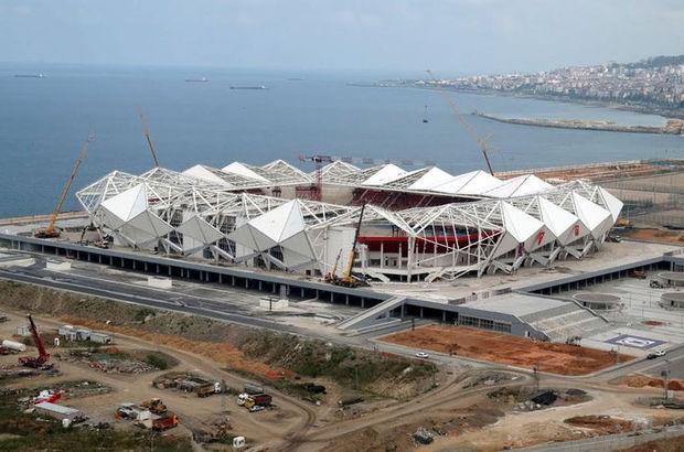 Akyazı Stadı Trabzonspor