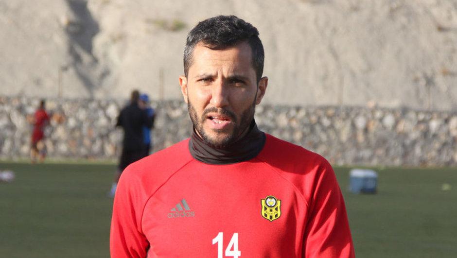 Sinan Özkan Yeni Malatyaspor