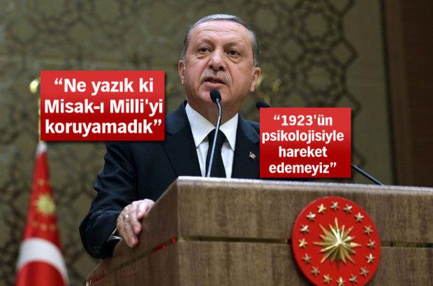 """""""Türkiye artık yanlış güvenlik anlayışını terk etti, sabretmeyeceğiz"""""""