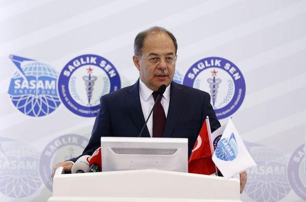 Sağlık Bakanı Recep Akdağ
