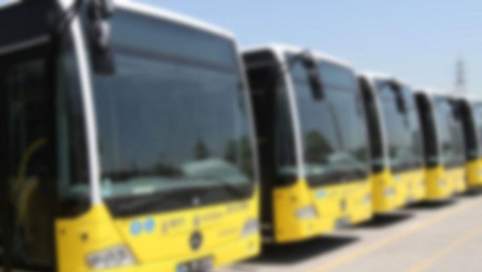 İETT otobüs şoförü