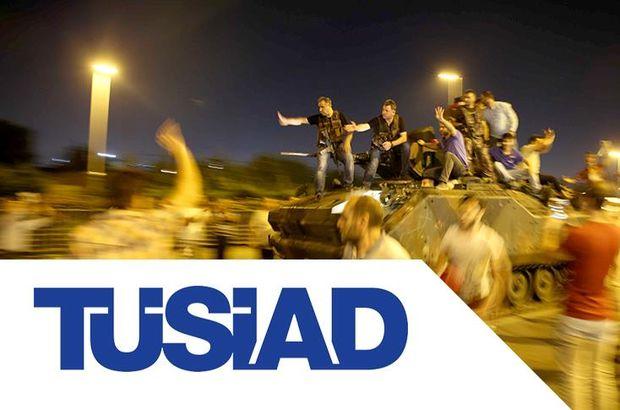 TÜSİAD FETÖ'nün darbe girişimini ABD'de anlatacak