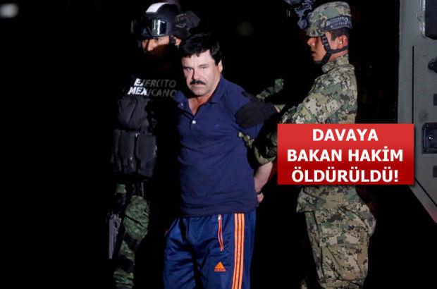 El Chapo'nun hakimi öldürüldü