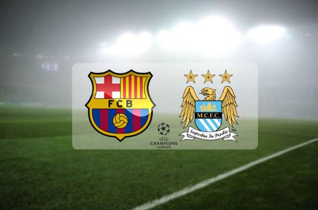 Barcelona Manchester City