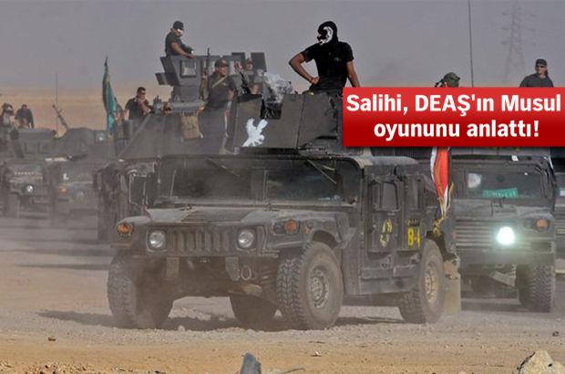 'Türkmen kenti Telafer tehlikede'