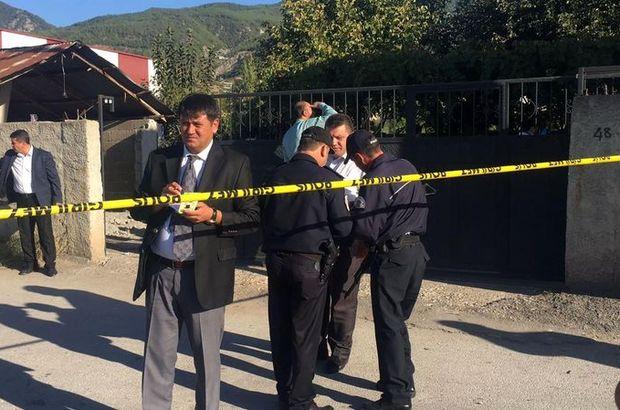 Osmaniye'ye 3 havan topu atıldı! 2 yaralı