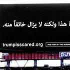 Donaldo Trump'ı bu billboardla ti'ye aldılar