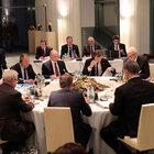 Hollande, Merkel ve Putin biraraya geldi