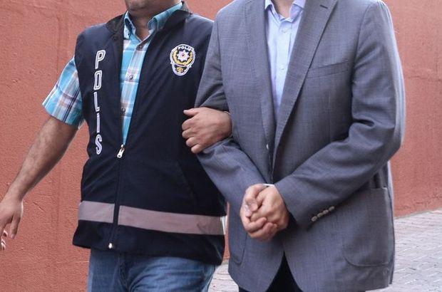 SON DAKİKA! FETÖ'den tutuklananlar ve gözaltına alınanlar 19.10.2016