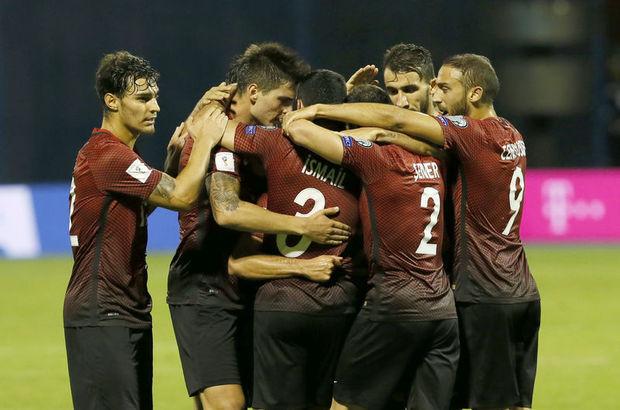 A Milli Futbol Takımı Kosova