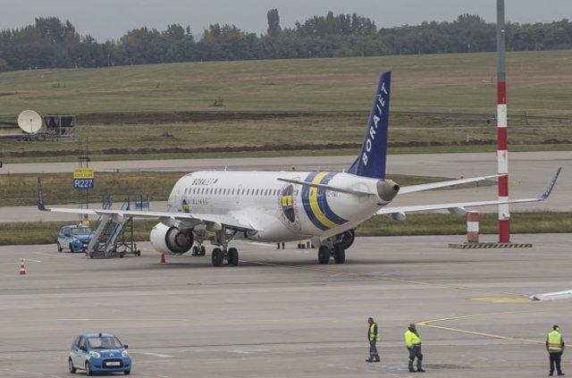 Fenerbahçe uçağında neler yaşandı?