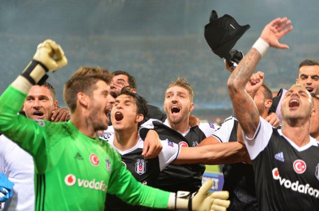 İtalyan basınında Napoli-Beşiktaş maçı yorumları