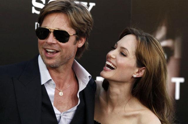 Brad Pitt'e en acı darbe oğlu Maddox'tan geldi