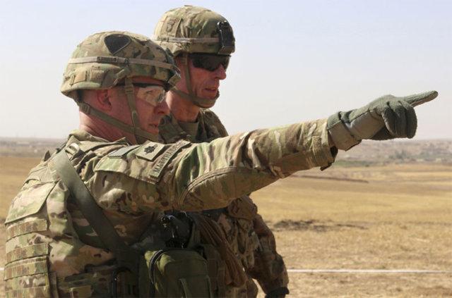 Koalisyon güçlerinin Musul'da DEAŞ'a karşı kullandığı silahlar