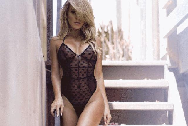 Playboy modeli o fotoğraftan sonra öldü