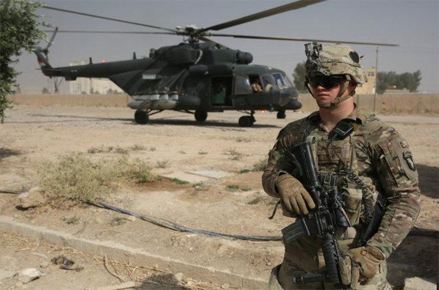 """ABD'nin Musul'daki özel kuvveti """"Airborne"""""""