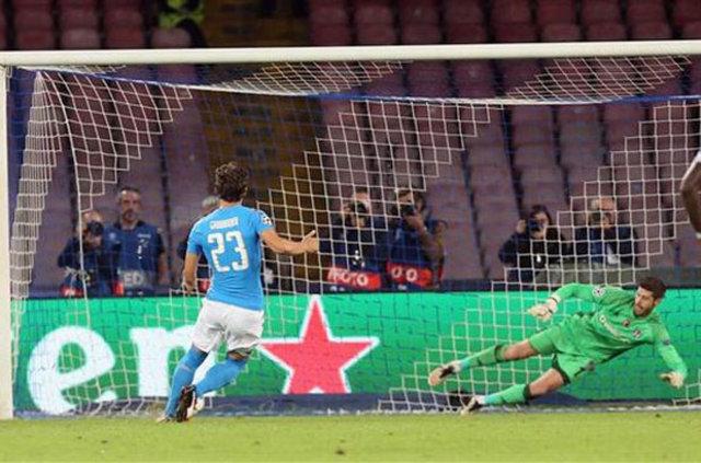 UEFA Şampiyonlar Ligi'ndeki Napoli-Beşiktaş maçı ile ilgili çok önemli bir detay ortaya çıktı