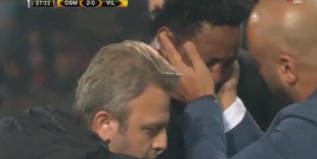Lawal'ın gözyaşları (Osmanlıspor - Villarreal)
