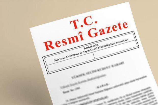 Atama ve görevlendirmeler Resmi  Gazete'de