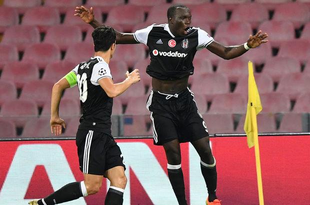 Napoli zaferi sonrası Beşiktaş hisseleri coştu