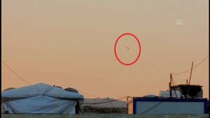 Peşmerge DEAŞ'a ait insansız hava aracını böyle düşürdü