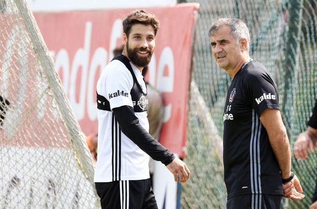 Olcay Şahan Şenol Güneş Beşiktaş
