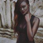 Khoudia Diop, Afrika'nın en popüler modeli
