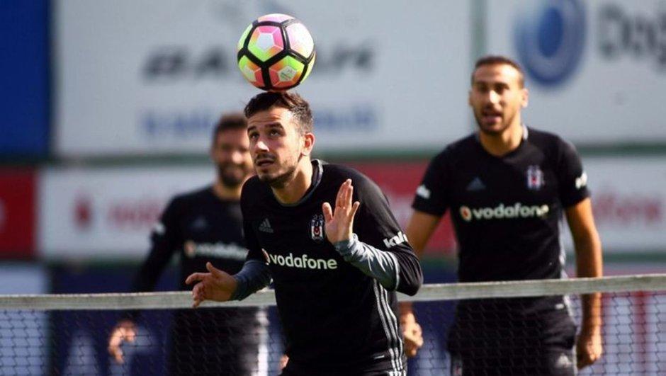 Beşiktaş antrenman
