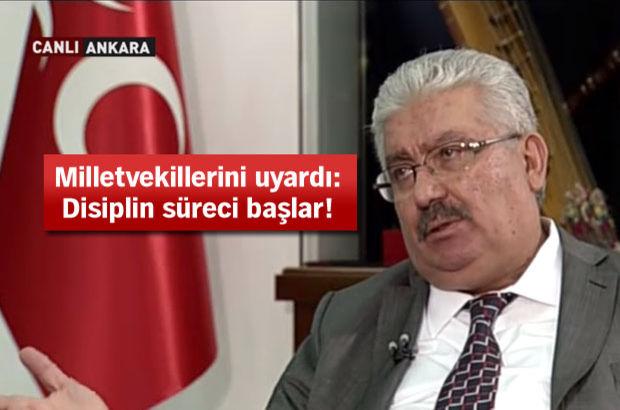 """MHP'den başkanlık açıklaması! """"Belki 367 olarak çıkacak"""""""