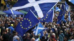 İskoçya'da bağımsızlık referandumu için yasa taslağı