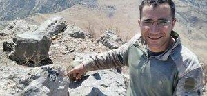 Hakkari'de şehit Yüzbaşı Özgür Çevik Dağbaşı Tepe kahramanıydı