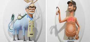 Yönetmenler ikonik karakterlerine dönüşürse…