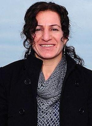 DBP'li eski Belediye Başkanı Sevil Rojbin Çetin'e tahliye