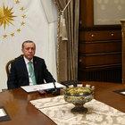 Cumhurbaşkanı, MİT Müsteşarı Hakan Fidan'ı kabul etti