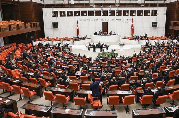Ticari İşlemlerde Taşınır Rehni Kanunu Tasarısı TBMM'de kabul edildi