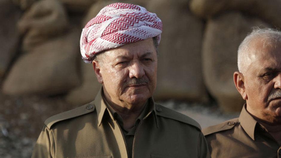 Mesud Barzani
