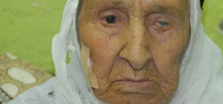 Şahi Nine 130 yaşında 450 torunu var!