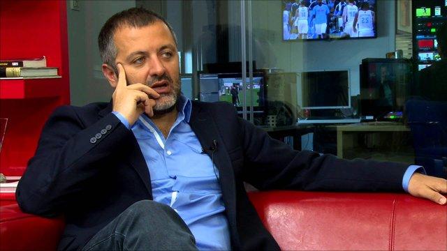 Spor yorumcusu Mehmet Demirkol'dan olay Aziz Yıldırım sözleri