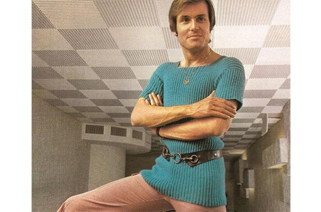 1970'lerin yüz kızartıcı erkek modası